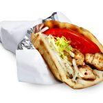 国民的ファーストフード-ケバブCypriot Kebab(Souvlaki,Seftalia with Pita)